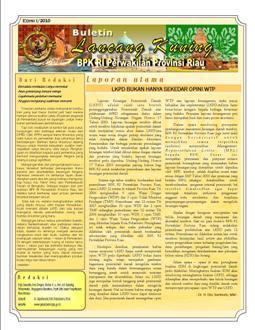 Edisi I Tahun 2010 / Jan - Mar